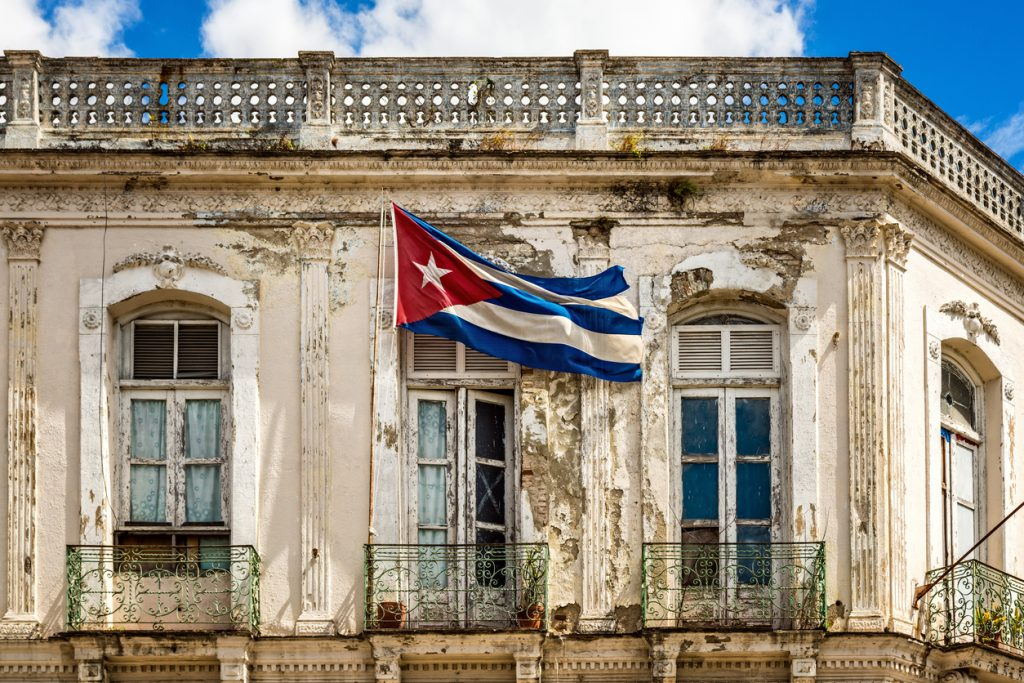 Cuba stock options