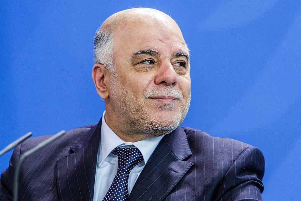 Prime Minister Haider al-Abadi of Iraq