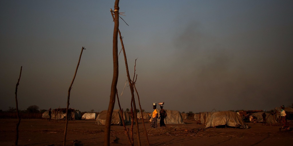 Terrorist Safe Haven? Bloodshed Spikes in Central African Republic
