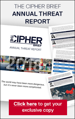 Purchase The Cipher Brief's 2018 Threat Report.