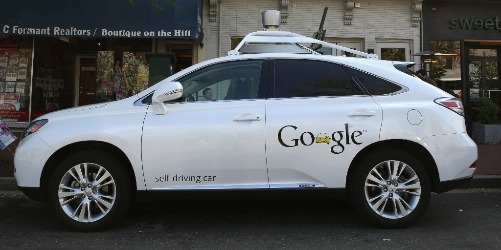 Self Driving Cars \'Game Changing\' for FBI...& ISIS