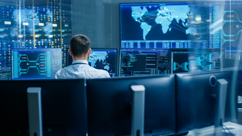 Cyber Control Center