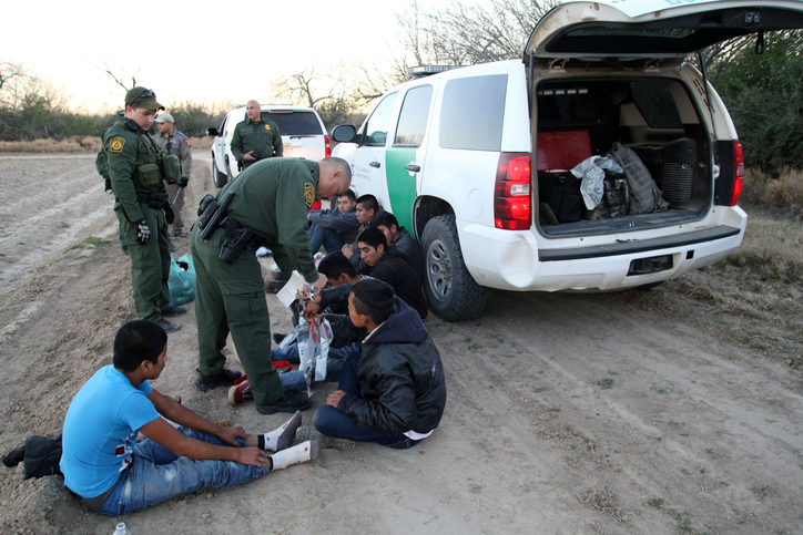 Border Patrol, Rio Grande Valley, Texas