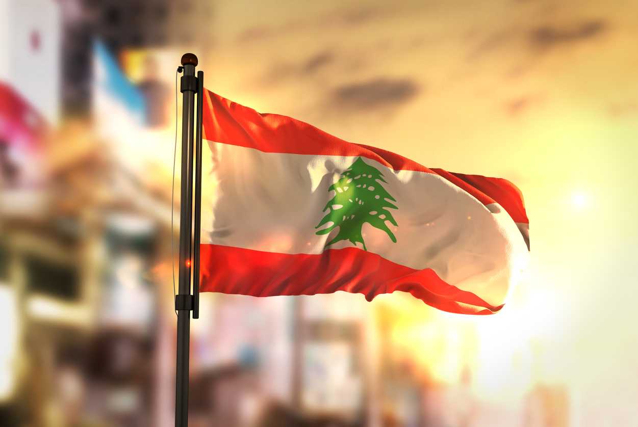 Lebaneseflagsunset - What Are Protests in the Middle East Signaling?
