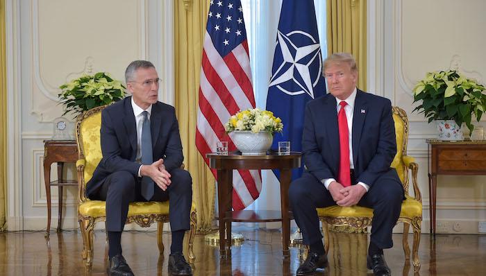 NATO  - NATO's New Mission