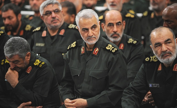 Qassem Soleimani - Avenging the Death of Qassem Soleimani