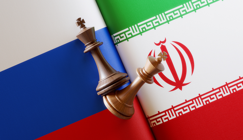 RussiaIranChess - Russia's New Middle East Chessboard
