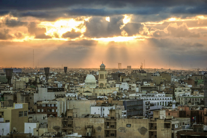 Tripoli - Piecing Together a Fragile Libya