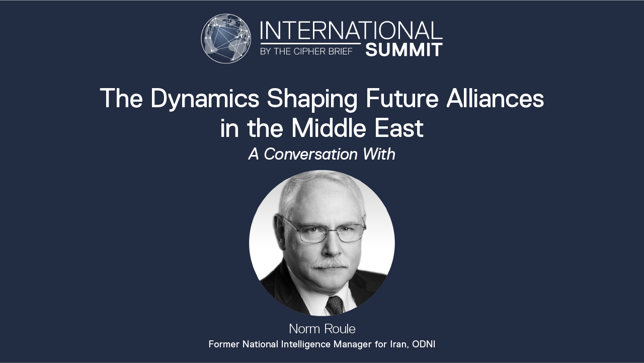 Norm Roule Dynamics Shaping Futures Alliances in the Middle East